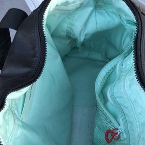 Lululemon gym/dance bag